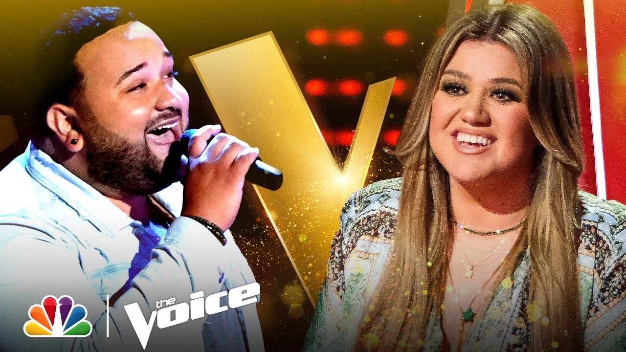"""Download Jeremy Rosado's R&B Twist on Rascal Flatts' """"Here Comes Goodbye""""   The Voice Blind Auditions 2021"""