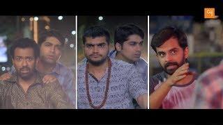 Shu Thayu Gujarati Film Trailer Launch Event | creativeyatra.com