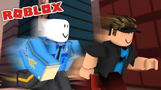 Robbing Banks in ROBLOX