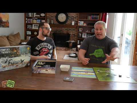 Review: Conflict of Heroes: Awakening the Bear (2nd Edition) from Academy Games - The Players' Aid