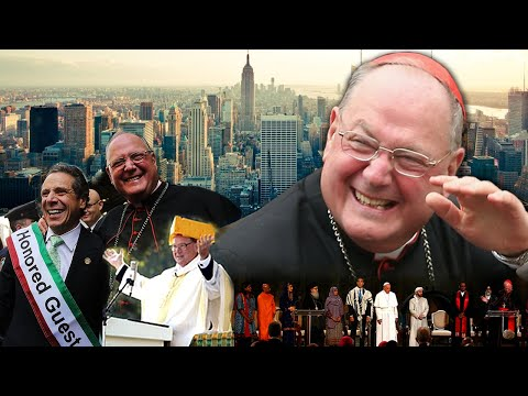 """Cardinal"" Dolan & The Counter Church In New York City (NYC)"