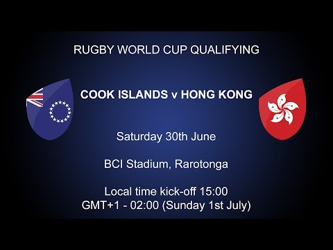 Rugby World Cup 2019 Qualifying - Cook Islands v Hong Kong