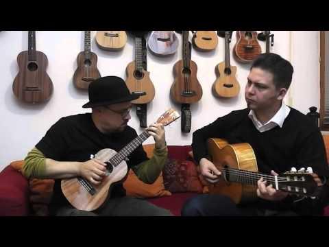 Franz Xaver Gruber: Stille Nacht, heilige Nacht! (ukulele & guitar)