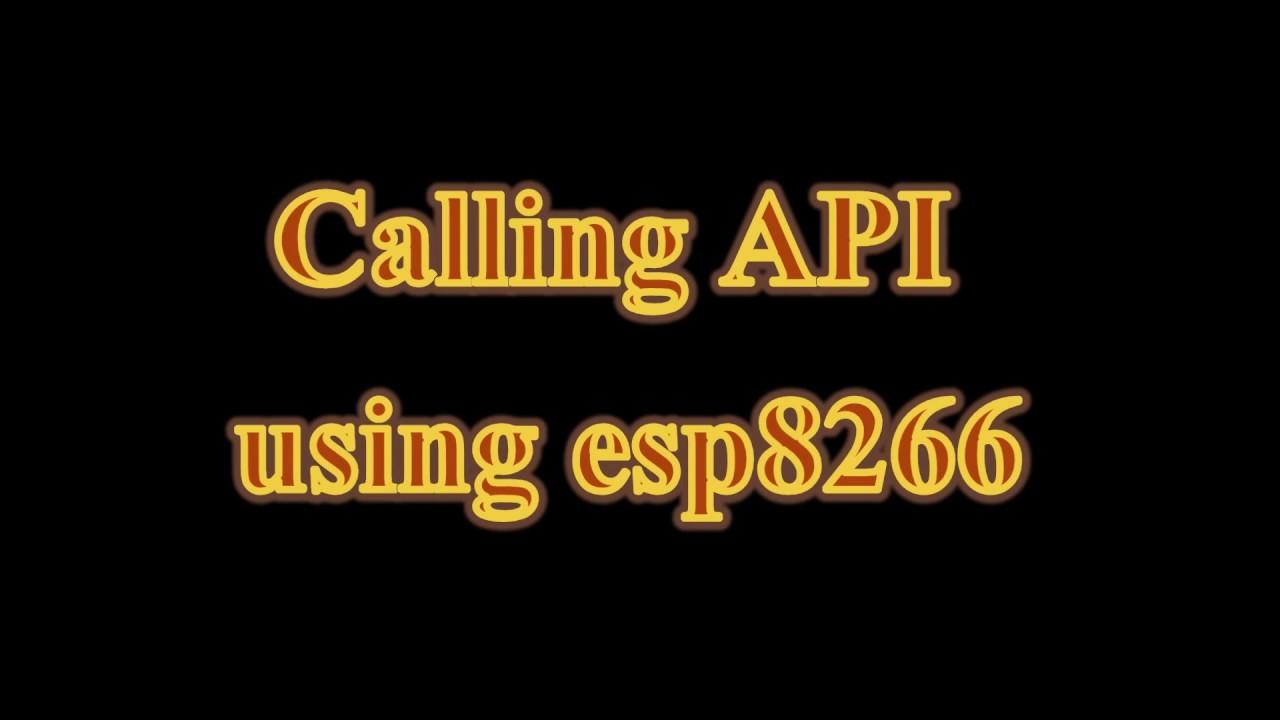 Calling HTTP JSON API using ESP8266 - Sending HTTP GET Request