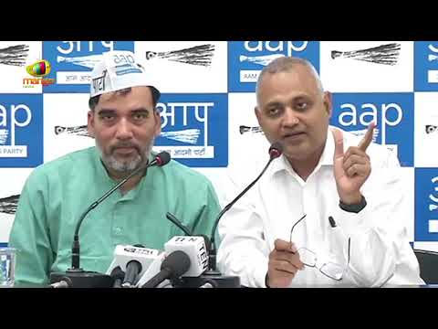 AAP Wants Court Monitored CBI Enquiry Into The Raid By Fake Income Tax Officials | Mango News