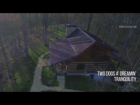 Hills O Brown County Cabins - Two Dogs a Dreamin'