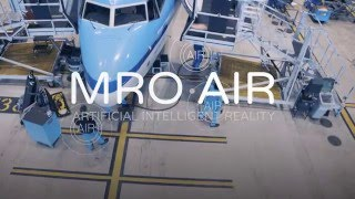 MRO.AIR - Artificial Intelligent Reality