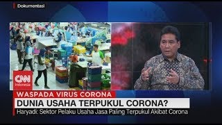 Apindo: Imbas Corona THR Berpotensi Gagal Bayar