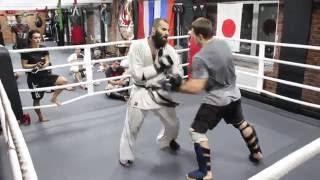 Александр Ерёменко vs Алехандро Наварро. Бой 2. MAD MAX DOJO