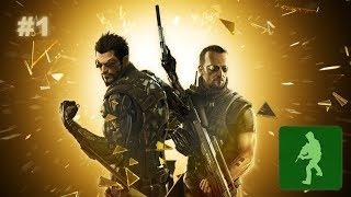 """Deus Ex: The Fall """"Fresh angezockt"""" #1 [German/Deutsch]"""