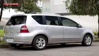 Nissan Livina SL 18 16V Automático Ano 2013