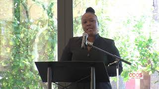 2/7 ODOS - Women of Color Entrepreneur Conference - Attorney LeTonya F. Moore