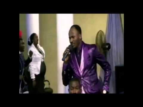 Apostle Johnson Suleman Sings Warfare Songs