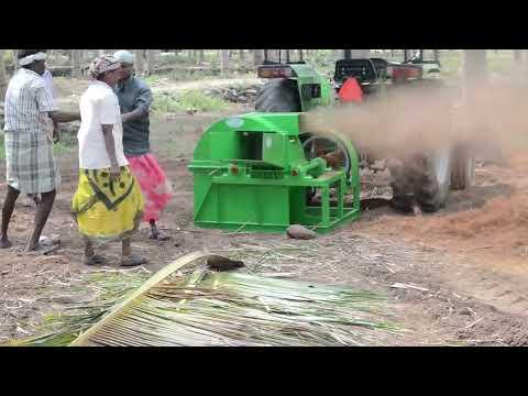 Farm Waste Pulverizer Machine / Sri Andal Agri # +91-8056939228