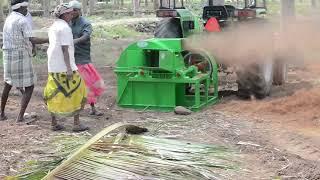 Farm Waste Pulverizer Machine / Sri Andal Agri # +91-8056939228 thumbnail