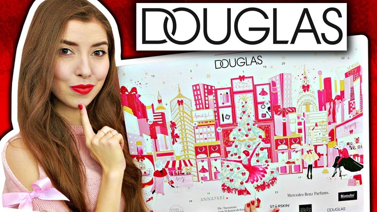 Kalendarz Adwentowy Douglas 2019 Otwieram Caly Youtube