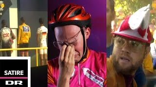 "Team Easy On ""vinder"" Tour de France | Drengene fra Angora | DR Satire"