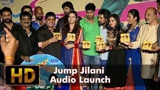 Jump Jilani Audio Launch