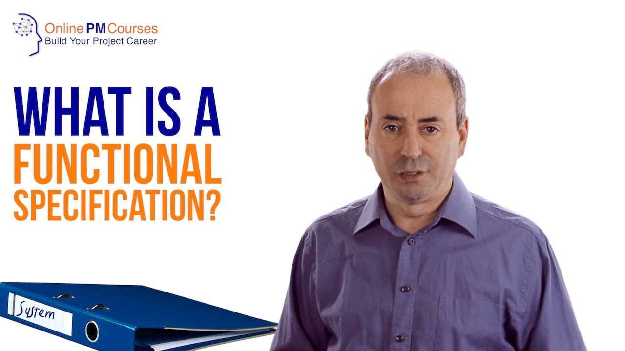 What is a Functional Specification Document?