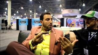 Interview with El Cedro Cigars at IPCPR 2014