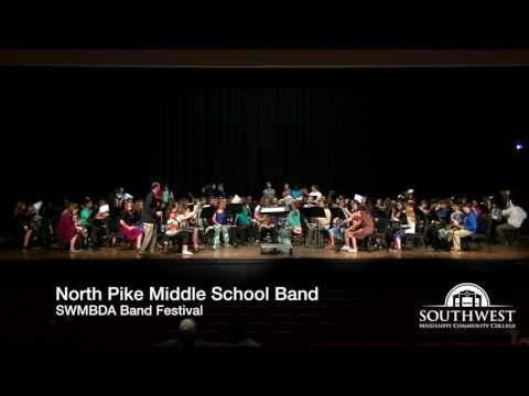 North Pike Middle School Band