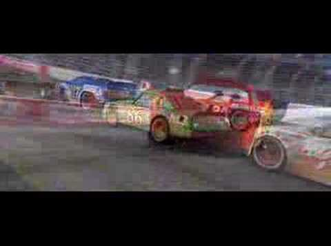 汽车总动员 Cars 2006 Dvdrip Xvid Diamond Sample Avi Youtube