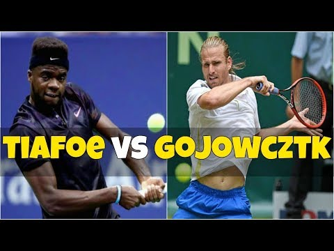 Frances Tiafoe vs Peter Gojowczyk | FINAL Delray Beach 2018 Highlights HD