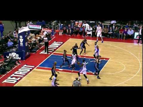 Al Jefferson 2013/14 Defensive Highlights