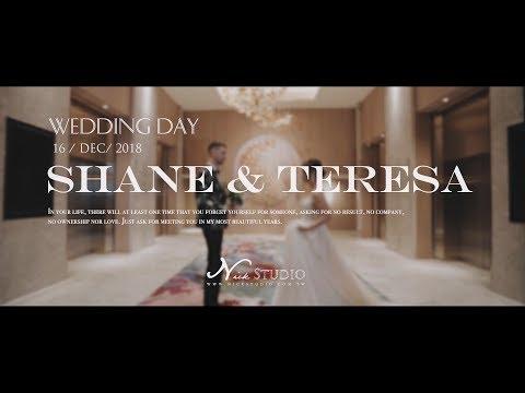 [婚禮錄影] 格萊天漾大飯店 Shane & Teresa 結婚/宴客