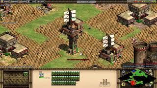 Age of Empires 2 Giga Farm Reaching One Million Food