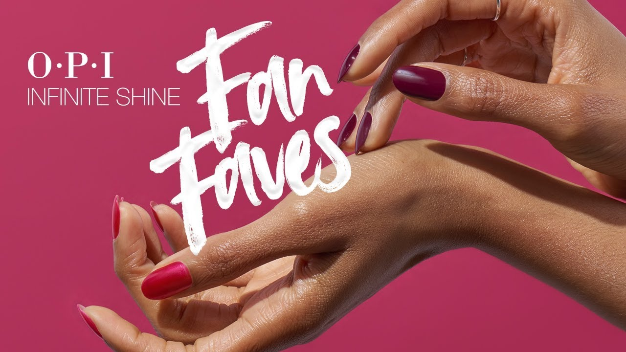 Video:OPI Fan Faves