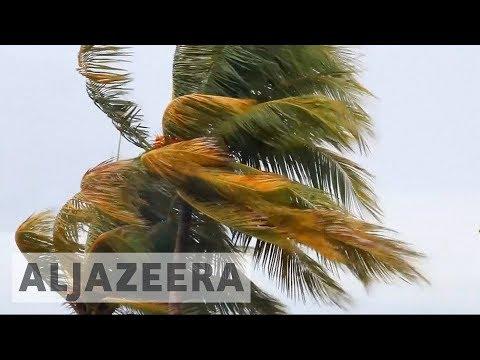 Aid groups rush to help as Hurricane Irma batters northern Haiti