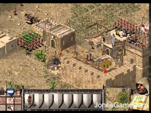 Stronghold Crusader Mission 34 - The Coconut Grove