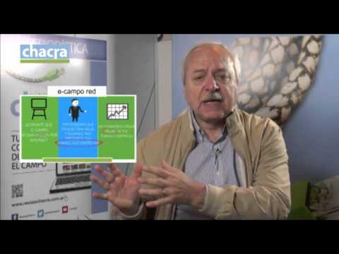 """Presentación de E-campo en el Congreso AAPRESID """"La Misión"""""""