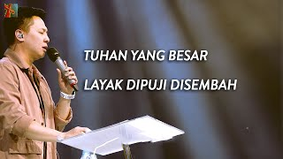 Download Mp3 Tuhan Yang Besar Meldey Layak Dipuji Disembah By Charlie Suhadi