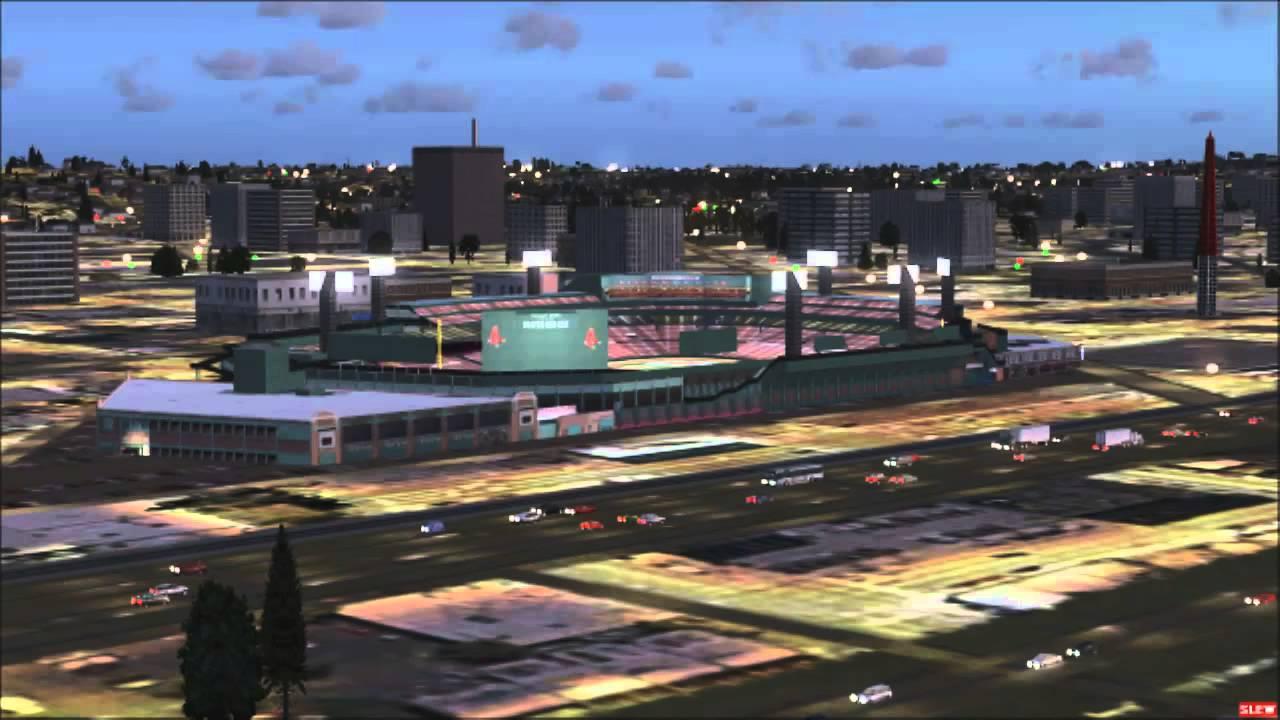 fenway park for microsoft