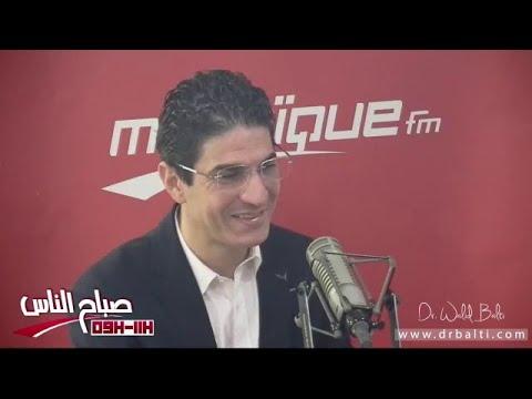 Dr Walid Balti - radio Mosaïque FM : chirurgie esthétique en Tunisie