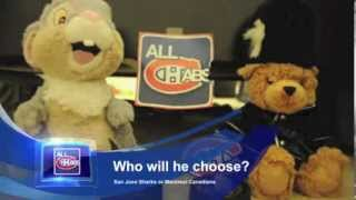 Puck the Bunny Predicts: Montreal Canadiens vs San Jose Sharks