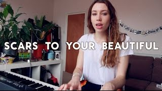 Alessia Cara- Scars To Your Beautiful (cover)