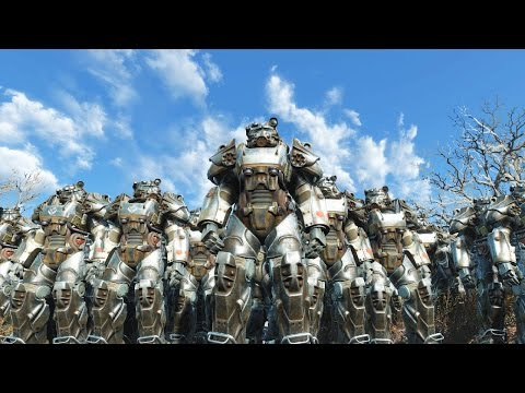 Fallout 4 Bos Blimp Arrival Doovi