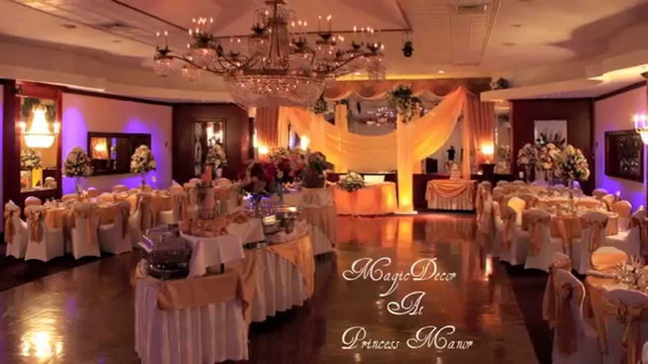Wedding decorations in new york youtube for New wedding decoration ideas