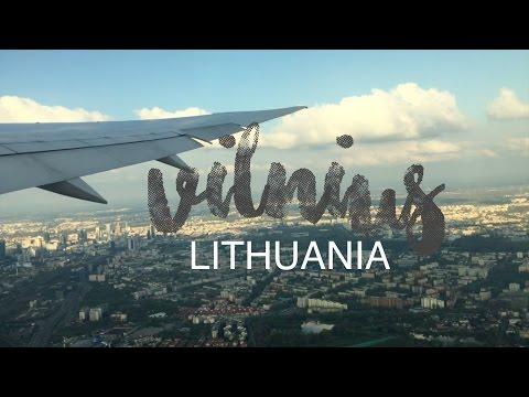 My Week in Lithuania (vlog #1)