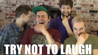 Die bisher beschissenste TRY NOT TO LAUGH Challenge... was soll das denn???