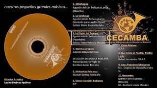 CECAMBA disco 1- nuestros pequeños grandes músicos...