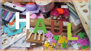 HAUL ♥♥♥ Action ♥ Tedi ♥ Kik ♥ So tolle Sticker ^-^