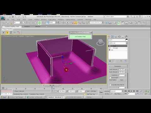 3DS Max Techniques; Volume Select Modifier