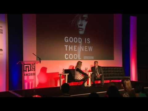 M2020 London 2016 - Keynote - Natalia Vodianova Good is the new cool