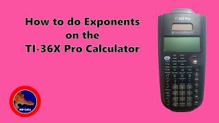 Ti 36X Pro Scientific Calculator - Mariagegironde