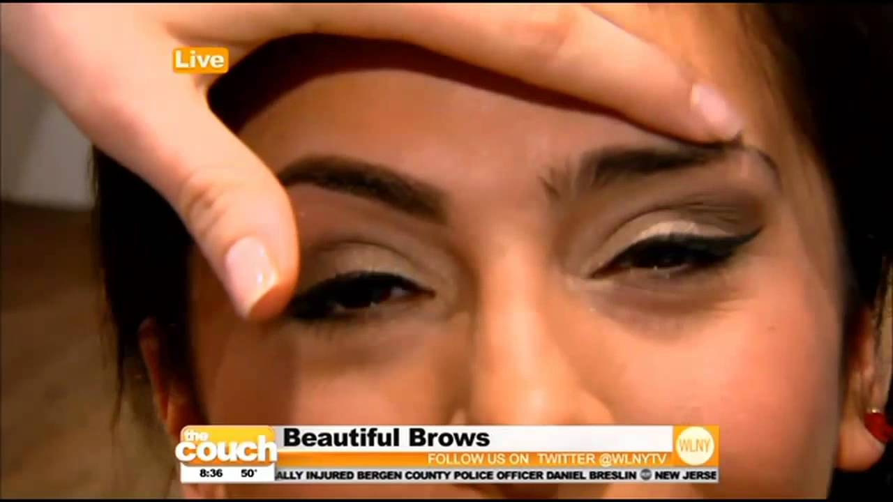 Mobile Couch: Wink Brow Bar In Greenwich Village (Part 2) - YouTube