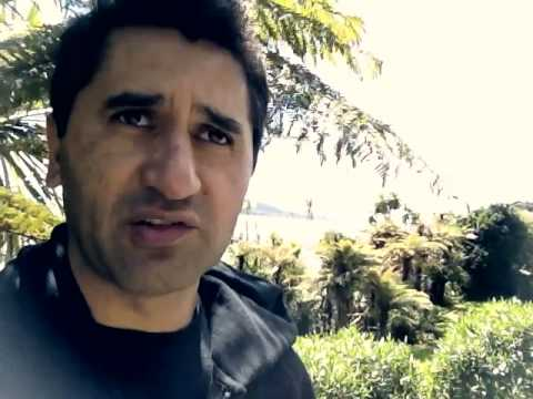 Cliff Curtis: how I cope with stress